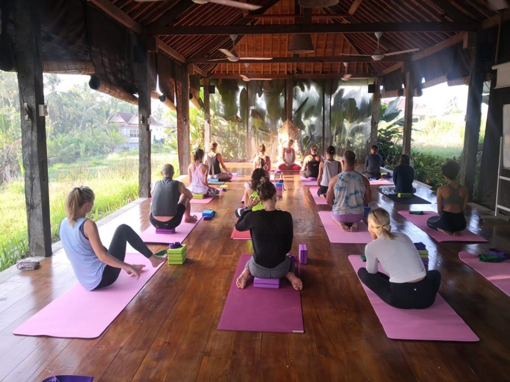 formation de prof de yoga