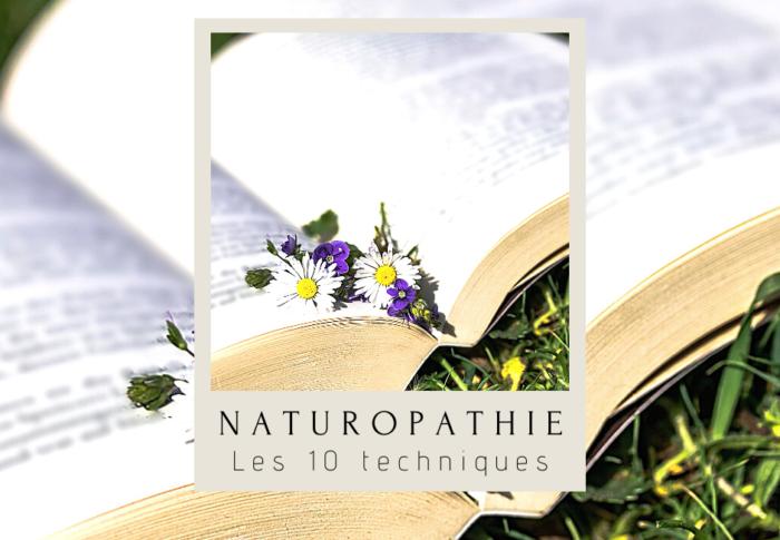 Les 10 techniques de la Naturopathie