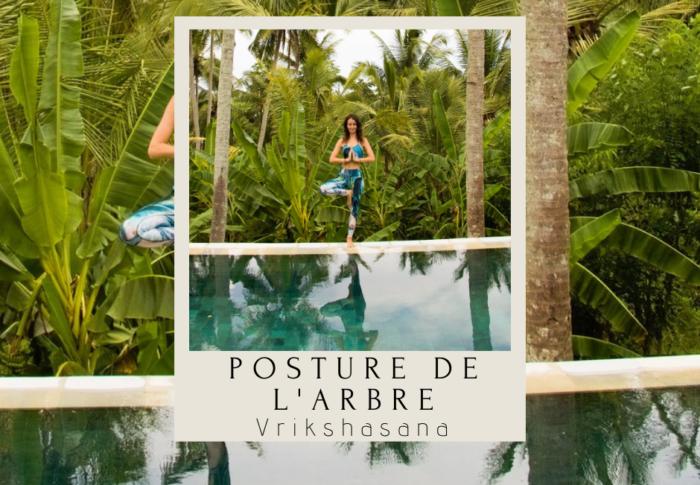 Posture de l'arbre : Vrikshasana