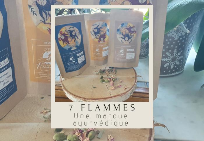 7flammes, la jolie marque ayurvédique