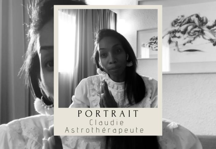 Portrait : Claudie, astrothérapeute passionnée