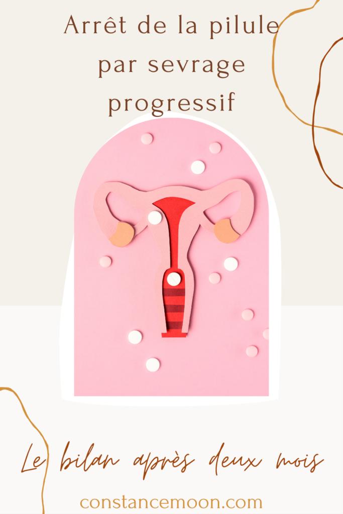 arrêt-de-la-pilule-sevrage-progressif