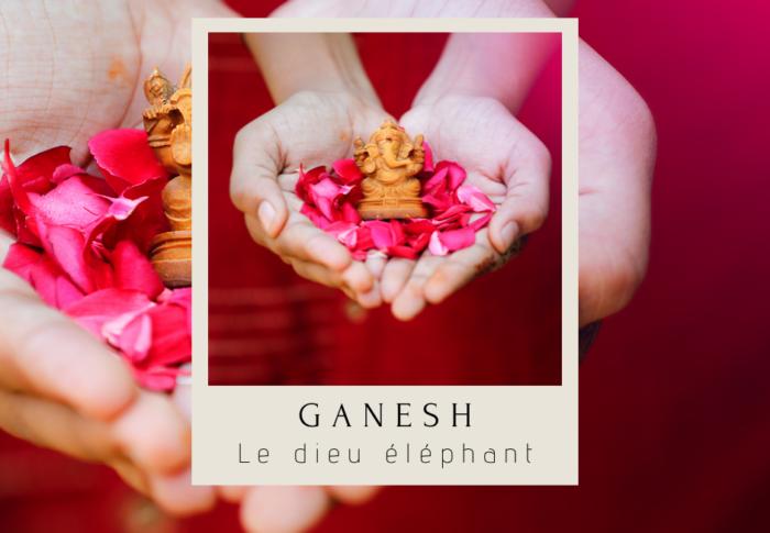 Qui est Ganesh, le dieu hindou à tête d'éléphant ?