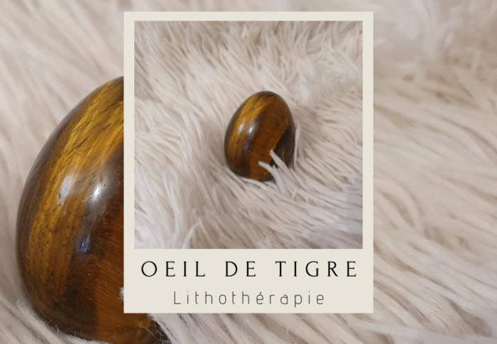 L'oeil de tigre : les vertus en lithothérapie