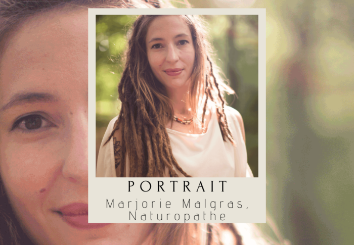 Portrait : Marjorie Malgras, naturopathe