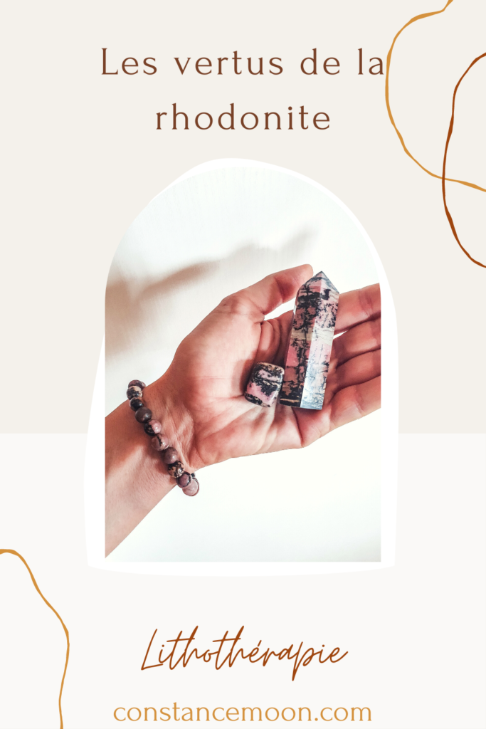 rhodonite-vertus-lithothérapie